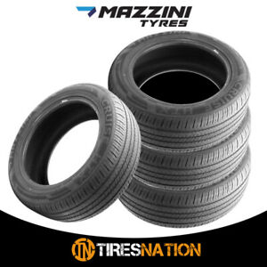4 New Mazzini Cruise Htx 265 65r17 112h Tires
