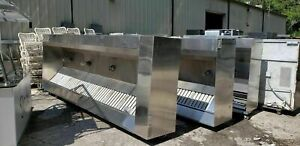 Captive Aire Hood Systems 6 21 With Ansul Fire Supression Make Up Air