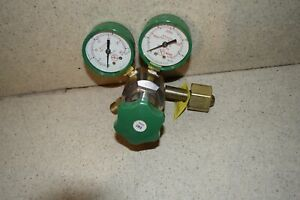 Smiths Hi944a 540 Regulator Pressure Gauge 3000 Psi 2