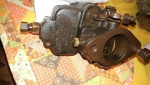 Vintage B B Carter Carburetor 1932 Plymouth Pb Coupe Mopar Model 4 A3