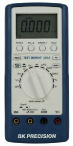 Bk 390a Test Bench Dmm Multimeter