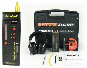 Accutrak Vpe 1000 Ultrasonic Leak Detector