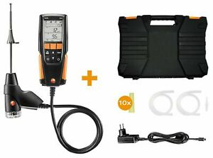 Testo 0563 3100 310 Combustion Analyzer Kit