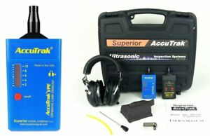 Accutrak Vpe Pro Plus Kit Ultrasonic Leak Detector