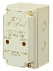 Gems Sensors 149535 Opto pak Controllers For Gems Electro optic Switches