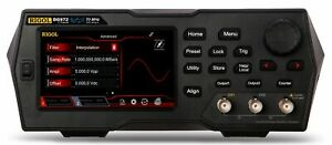 Rigol Dg972 Two Channel 70 Mhz Function Arbitrary Waveform Generator