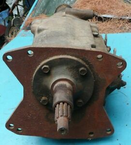 1965 And 1964 Ford Falcon 4 Speed T 10 Manual Transmission