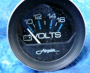 Universal Volt Meter For Auto Truck Or Motorcycle