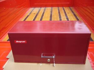 Vintage Snap On 3 Drawer Tool Chest Box Cabinet Kr53 W Tray