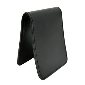 Perfect Fit Police Leather Notebook Cover Top Opening 3 5 X 5 Memo Rcmp Triform