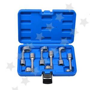 6pc 12mm 19mm 1 2 Diesel Injector Line Sockets Fuel Line Remover Tool