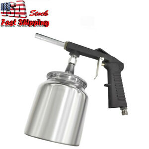Auto Undercoating Spray Gun Kit With Nozzle And Flexible Hose Undercoat 750ml
