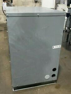 112 5 Kva Square D sorgel Step Down Transformer 480 Volt To 240 112t6h