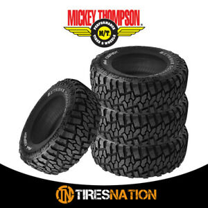 4 New Dick Cepek Extreme Country Lt295 70r17 10 Tires