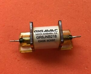 High Voltage Relay 8kv Gigavac Gr6jnb218 New