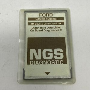 Ford Hickok Ngs Obd Ii Brown 2005 And Later Can Link Diagnostic Card Ver 2 0