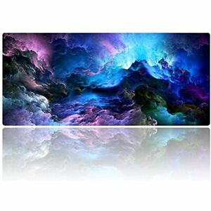 Large Gaming Mouse Pad Xxl Extended Mat Desk Mousepad Long Non slip Rubber Mice