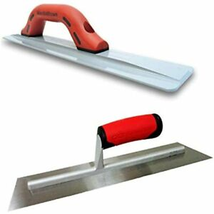 Masonry Tool Set The Best Magnesium Hand Float 16 X 3 1 8 Pair Up With Concrete