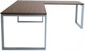 Executive L Shaped Office Desk Modern Office