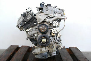 Toyota Venza Engine Motor Long Block Assembly Tow Package 3 5l V6 89k Mi 12 16