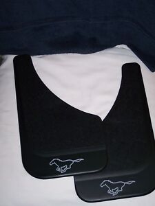 1995 1996 1997 1998 1999 Ford Mustang V6 Or Gt Running Pony Front Rear Mudflaps