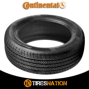 1 New Continental Procontact Tx 215 50 17 91h Grand Touring All Season Tire