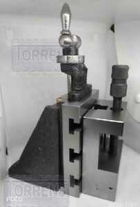 Fixed Vertical Milling Slide 4 x5 With 85mm Grinding Vice Tnut Lathe Milling