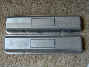 1962 62 1963 63 Chevy Impala Ss Bel Air 327 Valve Covers