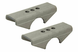 Ruffstuff Specialties 3 25 Axle Over Leaf Spring Perches Weld on 2 5 Wide Spr