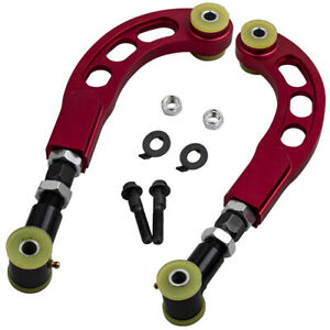 Fit Front Bolt Rear Camber Arm Kit Alignment For Scion Tc 2005 2010