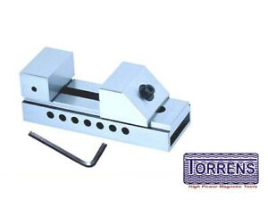 Precision Grinding Vice Tool Maker Pin Type 2 50mm Hardend Ground Premium