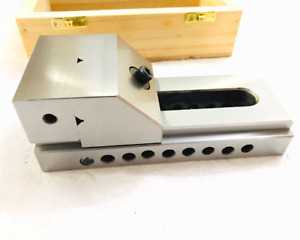 Precision Grinding Vice Tool Maker Pin Type 3 75mm Hardend Ground Premium