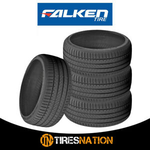 2 New Falken Azenis Fk510 245 40zr17 Xl Summer Ultra High Performance Tires