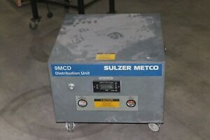 Sulzer Metco 9mcd Distribution Unit