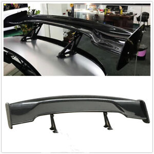 54 7 3d 3di Gt Universal Real Carbon Fiber Racing Car Rear Trunk Wing Spoiler