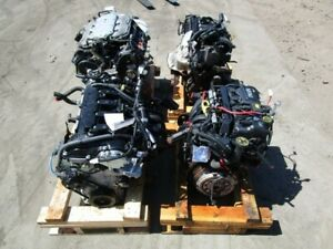 2000 2001 Jeep Cherokee 4 0l Engine Assembly 101k Miles Oem