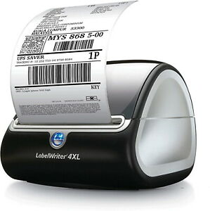 Label Printer Labelwriter 4xl Thermal Print Usps Shipping Labels Online Sellers
