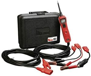 Power Probe 3 With Case Accessories Circuit Tester 12 24 Volts Dc Display New