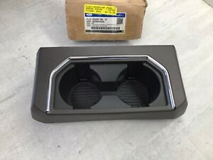 2015 2016 Ford F150 Oem Center Console Cup Holder Fl3z 1504567 Ba