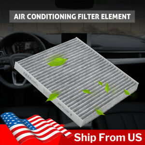 Car Pollen Cabin Air Filter For Toyota Tacoma Pontiac Vibe 87139 yzz09 88970273