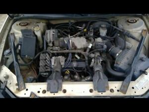 Console Front Floor With 4 Wheel Disc Brakes Fits 04 05 Grand Prix 3178985