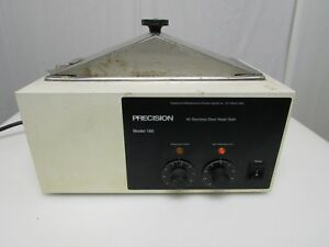 Precision 180 Series Water Bath Used Working