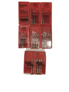 Peeso Reamer Ra 32mm Assorted Sizes Dentsply Maillefer Quantity 25
