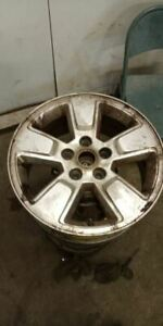 Wheel 16x7 Alloy Painted Silver Fits 08 12 Liberty 7077742
