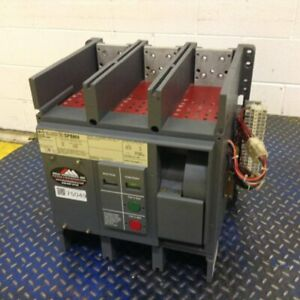 Cutler Hammer Manual Transfer Switch Spbnh Used 75049
