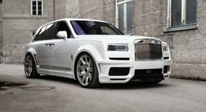Spofec Overdose Wide Body Kit Rolls Royce Cullinan