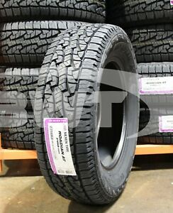 4 New Nexen Roadian At Pro 126s 40k mile Tires 2756520 275 65 20 27565r20