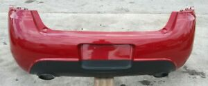 Message Before Buying 13 14 15 16 Dodge Dart Rear Bumper Cover Duel Exhaust