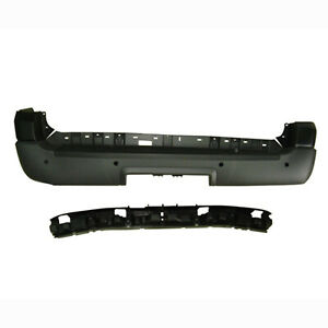 Cpp Fo1100372 Rear Bumper Cover For 2004 2006 Ford Expedition