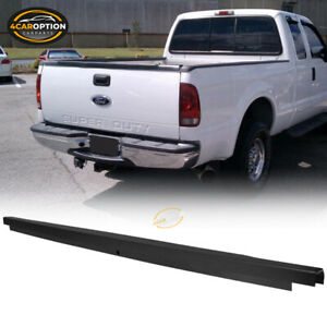 Fits 08 16 Ford F250 F350 Super Duty Tailgate Cover Cap Protector Spoiler Pp